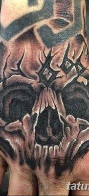 фото тату 666 от 16.01.2018 №020 – tattoo 666 – tatufoto.com