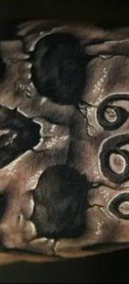 фото тату 666 от 16.01.2018 №041 – tattoo 666 – tatufoto.com