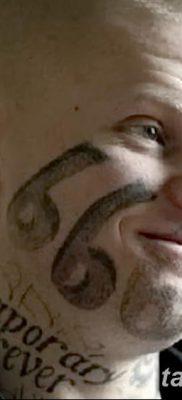 фото тату 666 от 16.01.2018 №046 – tattoo 666 – tatufoto.com