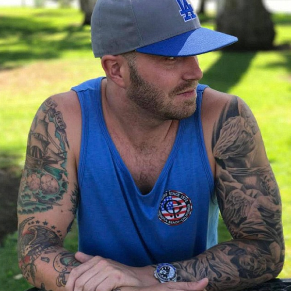 Флойд Мейвезер был уличен в краже идеи татуировки - фото 3