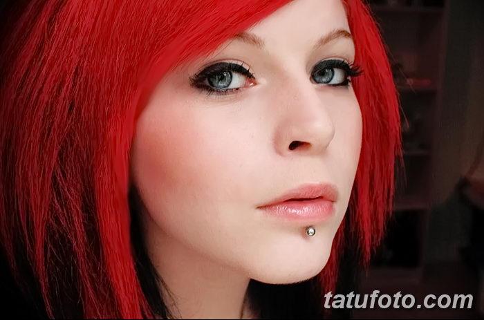 фото Виды пирсинга губы от 02.02.2018 №013 - Types of lip piercing - tatufoto.com