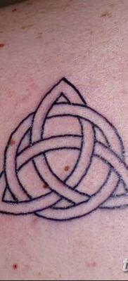 фото Значение тату три треугольника от 13.02.2018 №044 – three triangle tatto – tatufoto.com