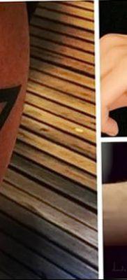 фото Значение тату три треугольника от 13.02.2018 №059 – three triangle tatto – tatufoto.com