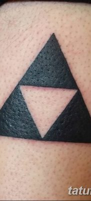 фото Значение тату три треугольника от 13.02.2018 №060 – three triangle tatto – tatufoto.com