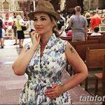 фото Тату Анфисы Чеховой от 06.02.2018 №006 - Tatu Anfisa Chekhova - tatufoto.com
