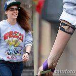 фото Тату Кристен Стюарт от 09.02.2018 №011 - Tattoo Kristen Stewart - tatufoto.com