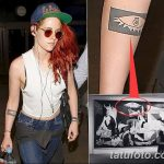 фото Тату Кристен Стюарт от 09.02.2018 №030 - Tattoo Kristen Stewart - tatufoto.com