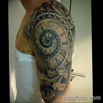 фото Тату в стиле Барокко от 09.02.2018 №024 - Baroque tattoo - tatufoto.com