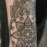 фото Тату в стиле Барокко от 09.02.2018 №027 - Baroque tattoo - tatufoto.com