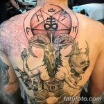 фото Тату в стиле Барокко от 09.02.2018 №028 - Baroque tattoo - tatufoto.com