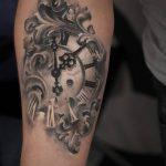 фото Тату в стиле Барокко от 09.02.2018 №039 - Baroque tattoo - tatufoto.com