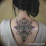 фото Тату в стиле Барокко от 09.02.2018 №057 - Baroque tattoo - tatufoto.com