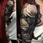 фото Тату в стиле Барокко от 09.02.2018 №079 - Baroque tattoo - tatufoto.com