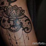 фото Тату в стиле Барокко от 09.02.2018 №085 - Baroque tattoo - tatufoto.com