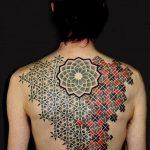 фото Тату в стиле орнаментал от 10.02.2018 №016 - Tattoo ornamental - tatufoto.com