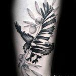 фото Тату в стиле орнаментал от 10.02.2018 №039 - Tattoo ornamental - tatufoto.com