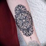 фото Тату в стиле орнаментал от 10.02.2018 №042 - Tattoo ornamental - tatufoto.com