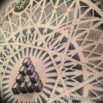фото Тату в стиле орнаментал от 10.02.2018 №061 - Tattoo ornamental - tatufoto.com