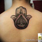 фото Тату в стиле орнаментал от 10.02.2018 №063 - Tattoo ornamental - tatufoto.com