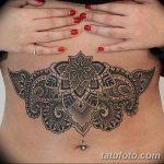 фото Тату в стиле орнаментал от 10.02.2018 №065 - Tattoo ornamental - tatufoto.com