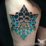 фото Тату в стиле орнаментал от 10.02.2018 №098 - Tattoo ornamental - tatufoto.com