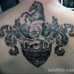 фото Тату в стиле орнаментал от 10.02.2018 №124 - Tattoo ornamental - tatufoto.com
