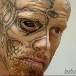 фото Тату на глазном яблоке от 13.02.2018 №001 - Eyeball tattoo - tatufoto.com