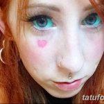 фото Тату на глазном яблоке от 13.02.2018 №051 - Eyeball tattoo - tatufoto.com