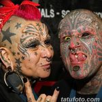 фото Тату на глазном яблоке от 13.02.2018 №060 - Eyeball tattoo - tatufoto.com