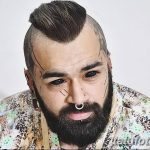 фото Тату на глазном яблоке от 13.02.2018 №069 - Eyeball tattoo - tatufoto.com