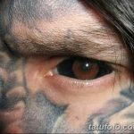 фото Тату на глазном яблоке от 13.02.2018 №089 - Eyeball tattoo - tatufoto.com