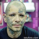 фото Тату на глазном яблоке от 13.02.2018 №093 - Eyeball tattoo - tatufoto.com