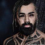 фото Тату на глазном яблоке от 13.02.2018 №094 - Eyeball tattoo - tatufoto.com