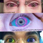 фото Тату на глазном яблоке от 13.02.2018 №097 - Eyeball tattoo - tatufoto.com