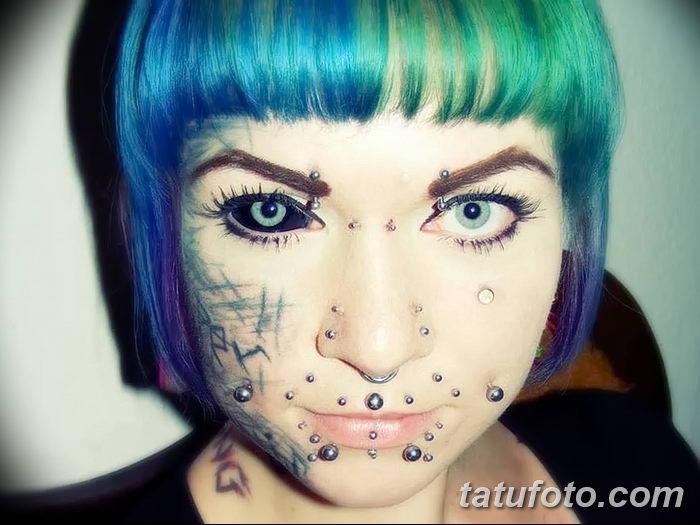 фото Тату на глазном яблоке от 13.02.2018 №100 - Eyeball tattoo - tatufoto.com