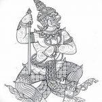 фото Эскизы тату оберегов от 17.02.2018 №001 - Sketches of tattoo amulets - tatufoto.com