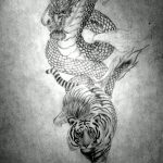 фото Эскизы тату оберегов от 17.02.2018 №003 - Sketches of tattoo amulets - tatufoto.com