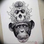 фото Эскизы тату оберегов от 17.02.2018 №004 - Sketches of tattoo amulets - tatufoto.com