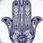 фото Эскизы тату оберегов от 17.02.2018 №006 - Sketches of tattoo amulets - tatufoto.com