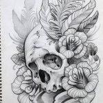 фото Эскизы тату оберегов от 17.02.2018 №008 - Sketches of tattoo amulets - tatufoto.com