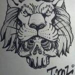 фото Эскизы тату оберегов от 17.02.2018 №009 - Sketches of tattoo amulets - tatufoto.com
