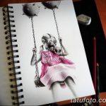 фото Эскизы тату оберегов от 17.02.2018 №012 - Sketches of tattoo amulets - tatufoto.com