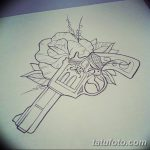 фото Эскизы тату оберегов от 17.02.2018 №014 - Sketches of tattoo amulets - tatufoto.com