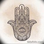 фото Эскизы тату оберегов от 17.02.2018 №015 - Sketches of tattoo amulets - tatufoto.com