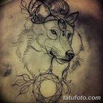 фото Эскизы тату оберегов от 17.02.2018 №018 - Sketches of tattoo amulets - tatufoto.com