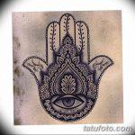 фото Эскизы тату оберегов от 17.02.2018 №019 - Sketches of tattoo amulets - tatufoto.com