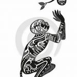 фото Эскизы тату оберегов от 17.02.2018 №020 - Sketches of tattoo amulets - tatufoto.com