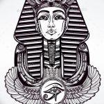 фото Эскизы тату оберегов от 17.02.2018 №022 - Sketches of tattoo amulets - tatufoto.com
