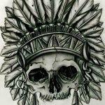фото Эскизы тату оберегов от 17.02.2018 №024 - Sketches of tattoo amulets - tatufoto.com