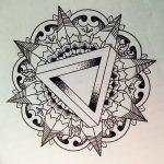 фото Эскизы тату оберегов от 17.02.2018 №025 - Sketches of tattoo amulets - tatufoto.com